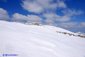 Il Bruncu Spina in inverno